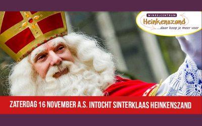 Sinterklaasintocht in Heinkenszand