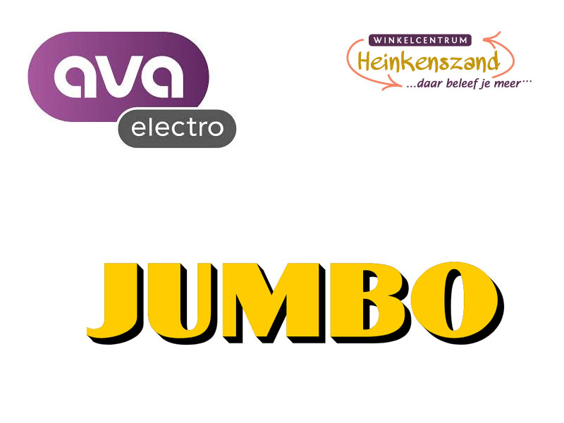 Jumbo en AVA Electro worden lid van ons Winkelcentrum
