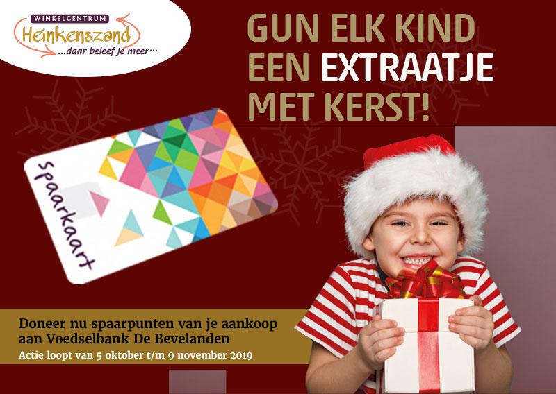 Voedselbankactie Winkelcentrum Heinkenszand